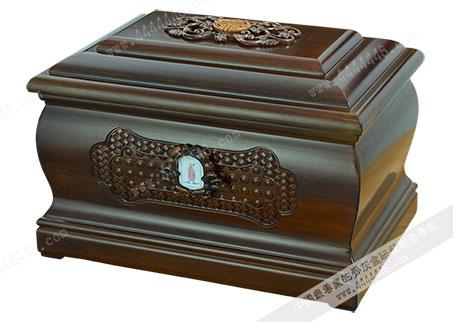 安福(L) — 红木骨灰盒