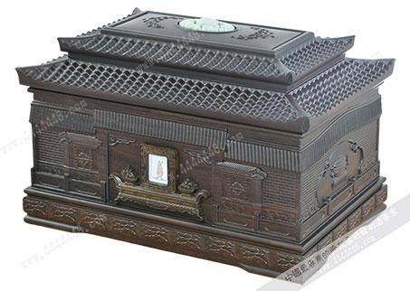 帝豪苑(非洲黑檀)— 檀木骨灰盒
